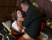 Deauxma teaches this young guy how much older ladies love to suck